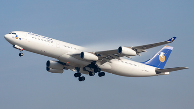 A9C-LH - Airbus A340-313X - Hellenic Imperial Airways