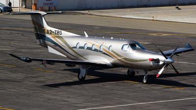 A2-TRG - Pilatus PC-12/47E - Private