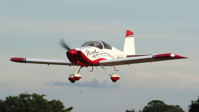 PU-TTJ - Vans RV-9A - Private