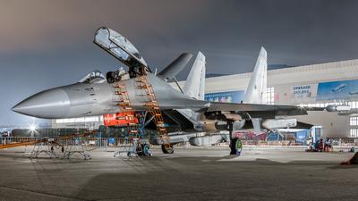 - Shenyang J-16D - China - Air Force