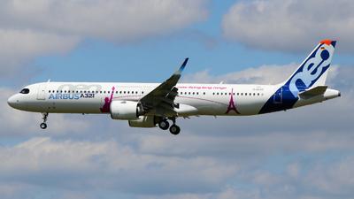 A picture of DAVZO - Airbus A321200N - Airbus - © Sebastien David