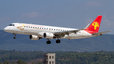 B-3128 - Embraer 190-100LR - Tianjin Airlines