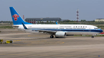 A picture of B1241 - Boeing 73781B - China Southern Airlines - © BobH
