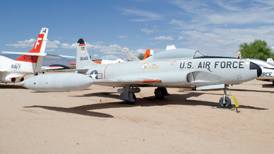 53-6145 - Lockheed T-33A Shooting Star - United States - US Air Force (USAF)