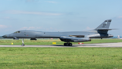 85-0087 - Rockwell B-1B Lancer - United States - US Air Force (USAF)