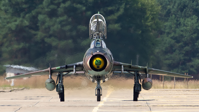 509 - Sukhoi Su-22UM Fitter - Poland - Air Force