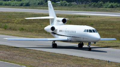 N926CJ - Dassault Falcon 900B - Private