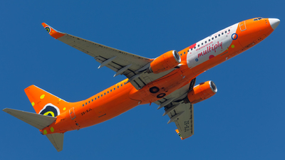 ZS-SJL - Boeing 737-8BG - Mango
