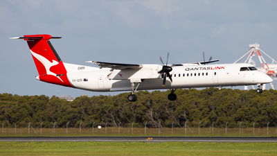 VH-QON - Bombardier Dash 8-Q402 - QantasLink (Sunstate Airlines)