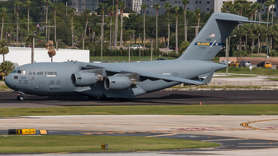 07-7171 - Boeing C-17A Globemaster III - United States - US Air Force (USAF)