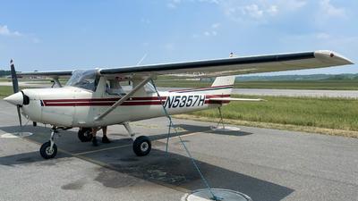 N5357H - Cessna 152 - Private