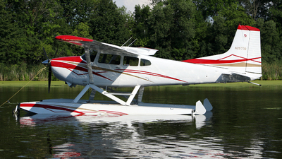 N2577Q - Cessna A185F Skywagon - Private