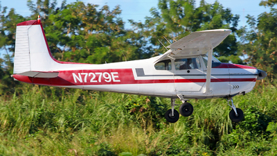 N7279E - Cessna 182B Skylane - Private