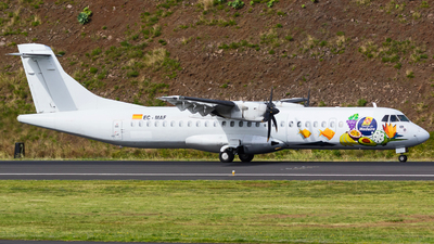 EC-MAF - ATR 72-212A(500) - Swiftair