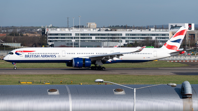 A picture of GXWBC - Airbus A3501041 - British Airways - © Flying no nozomi