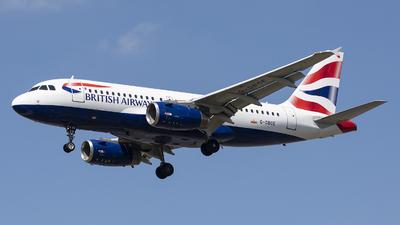 G-DBCE - Airbus A319-131 - British Airways