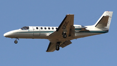 4X-CMC - Cessna 560 Citation V - Private