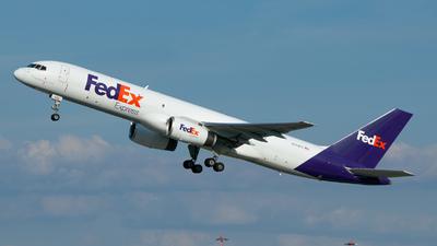 N974FD - Boeing 757-2Y0(SF) - FedEx
