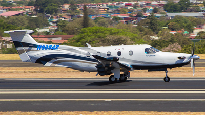 N9854Z - Pilatus PC-12/47E - Private