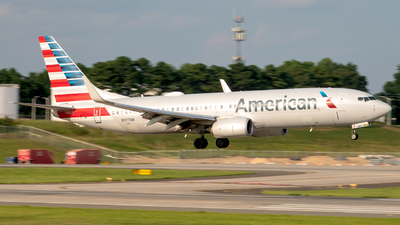 A picture of N977NN - Boeing 737823 - American Airlines - © Yan777