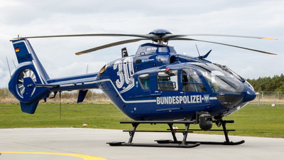 D-HVBF - Eurocopter EC 135T2+ - Germany - Bundespolizei