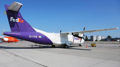 EI-FXB - ATR 42-320(F) - FedEx Feeder (Air Contractors)