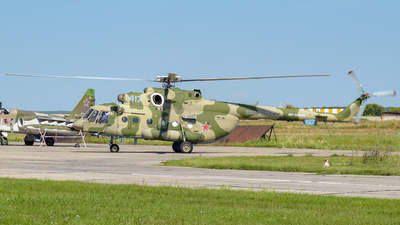RF-95608 - Mil Mi-8AMTSh Hip - Russia - Air Force