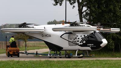 D-HCIA - Airbus Helicopters AH810 CityAirbus - Airbus Industrie