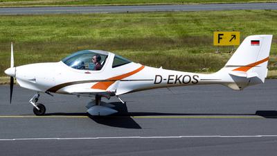 D-EKOS - Aquila AT01 - Segelfliegerclub Melle Grönegau