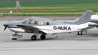 G-NUKA - Piper PA-28-181 Archer II - Private