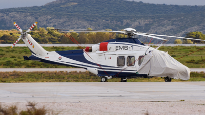 EMS-1 - Agusta-Westland AW-139 - Jordan - Air Force