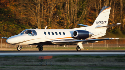 N550CZ - Cessna S550 Citation SII - Private