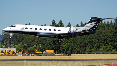 N1KE - Gulfstream G650 - Private