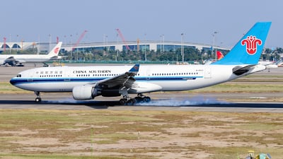 B-6542 - Airbus A330-223 - China Southern Airlines