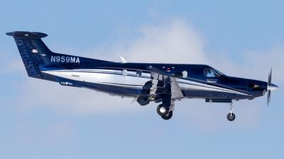 N959MA - Pilatus PC-12/47 - Life Net