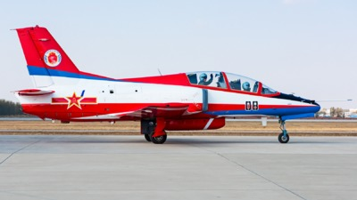 08 - Hongdu JL-8 - China - Air Force