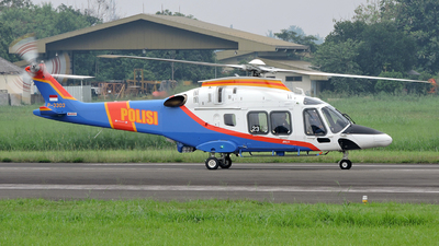 P-3303 - Agusta-Westland AW-169 - Indonesia - Police