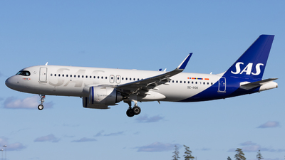 A picture of SEROK - Airbus A320251N - SAS - © Rickard Andersson
