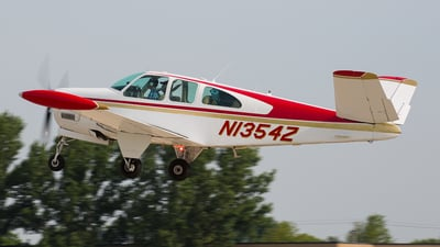N1354Z - Beechcraft N35 Bonanza - Private