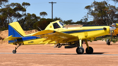 VH-MBK - Air Tractor AT-502B - Dunn Aviation