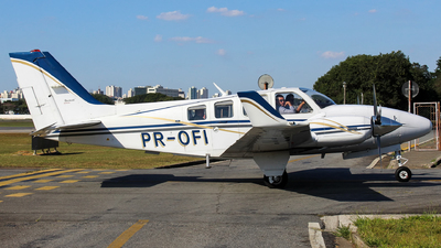 PR-OFI - Beechcraft 58 Baron - Private