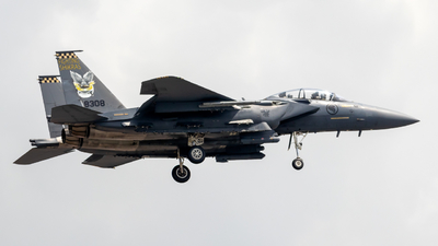 8308 - Boeing F-15SG Strike Eagle - Singapore - Air Force
