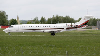 VP-BCL - Bombardier CRJ-702 - Private