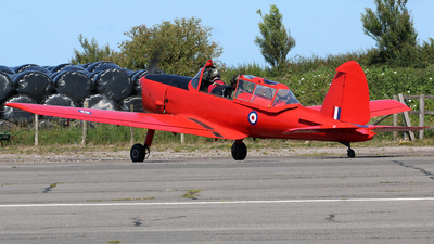 G-BCGC - De Havilland Canada DHC-1 Chipmunk - Private