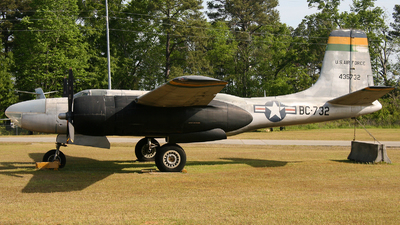 44-35732 - Douglas A-26C Invader - United States - US Air Force (USAF)