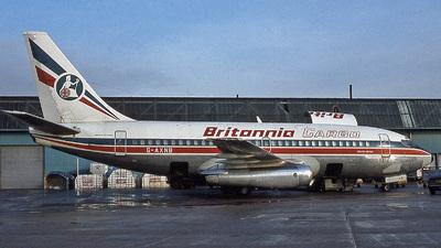 G-AXNB - Boeing 737-204C(Adv) - Britannia Airways