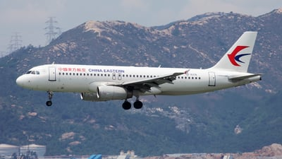 B-6376 - Airbus A320-232 - China Eastern Airlines