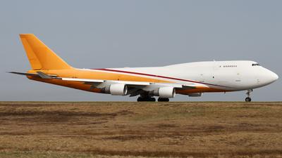ER-BAJ - Boeing 747-412(BDSF) - AeroTrans Cargo