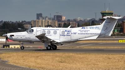 A picture of VHPIL - Pilatus PC12/47E - [1007] - © aussiepomm