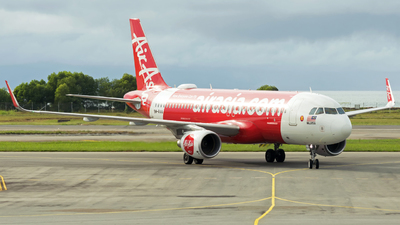 A picture of 9MRAA - Airbus A320216 - AirAsia - © Prestley Shim